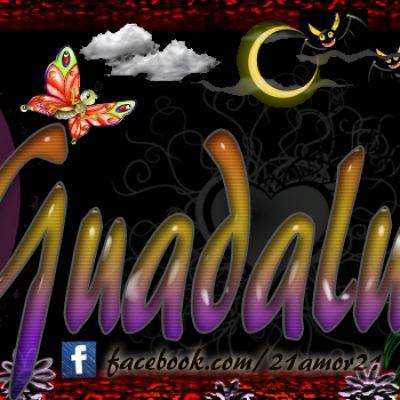 Portadas para tu Facebook con tu nombre, Guadalupe