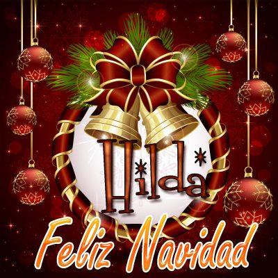 Feliz Navidad !!! Hilda