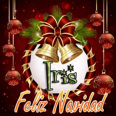 Feliz Navidad !!! Iris