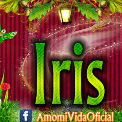Nuevas Portadas para tu Facebook con tu nombre de Minnie y Mickey,Iris