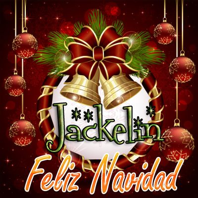 Feliz Navidad !!! Jackelin