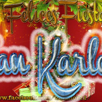 Portadas de Navidad con tu Nombre, de MICKEY,Jan Karlo!!!