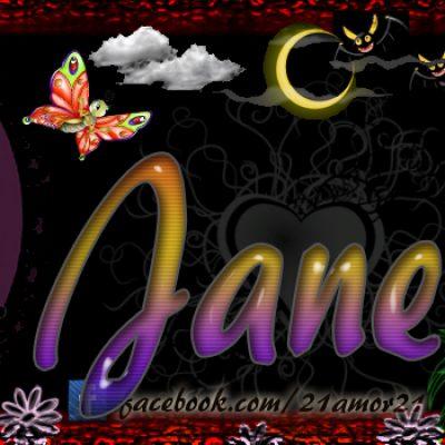 Portadas para tu Facebook con tu nombre, Janette