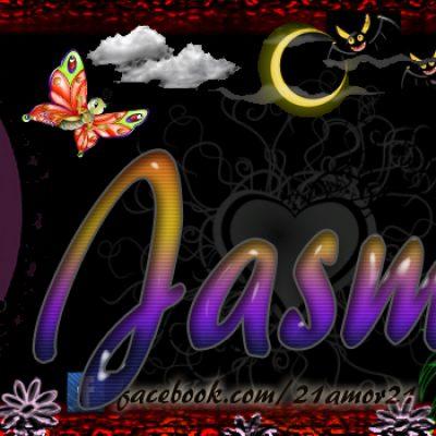 Portadas para tu Facebook con tu nombre, Jasmin