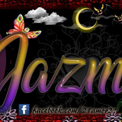 Portadas para tu Facebook con tu nombre, Jazmín