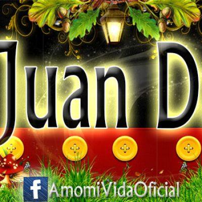 Nuevas Portadas para tu Facebook con tu nombre de Minnie y Mickey,Juan David