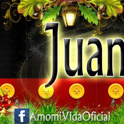 Nuevas Portadas para tu Facebook con tu nombre de Minnie y Mickey,Juan