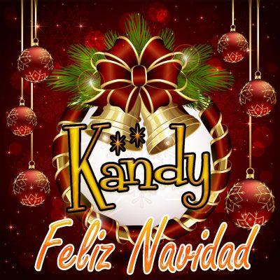 Feliz Navidad !!! Kandy