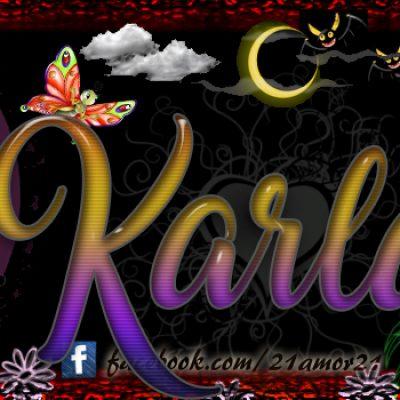 Portadas para tu Facebook con tu nombre, Karla