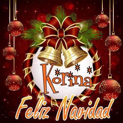 Feliz Navidad !!! Korina