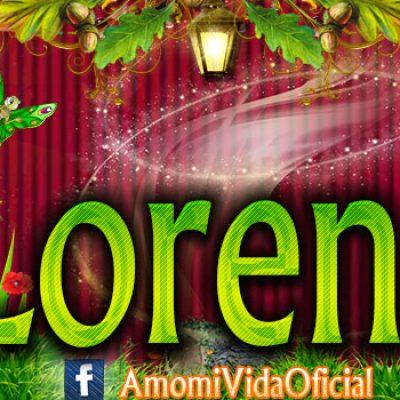 Nuevas Portadas para tu Facebook con tu nombre de Minnie y Mickey,Lorena