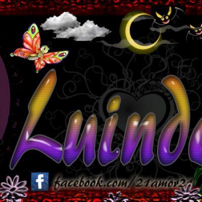 Portadas para tu Facebook con tu nombre, Luinder