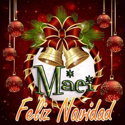 Feliz Navidad !!! Maei