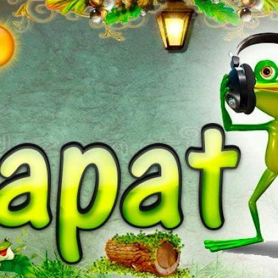 Portadas para tu Facebook de la Rana con tu nombre,Mapat