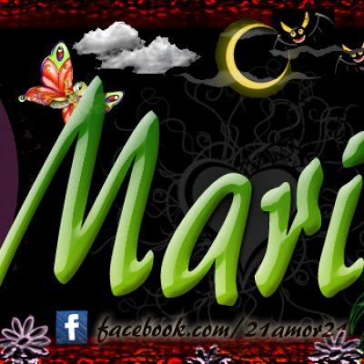 Portadas para tu Facebook con tu nombre, María