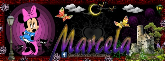Portadas para tu Facebook con tu nombre,Marcela