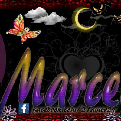 Portadas para tu Facebook con tu nombre, Marcela