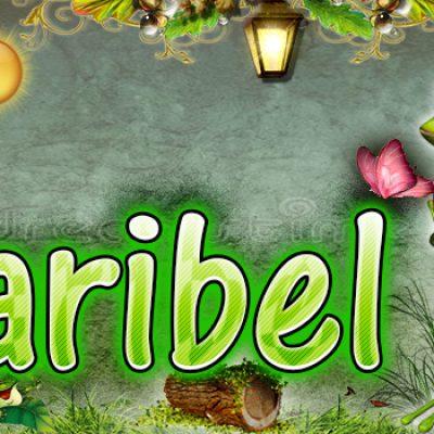 Portadas para tu Facebook de la Rana con tu nombre,Maribel