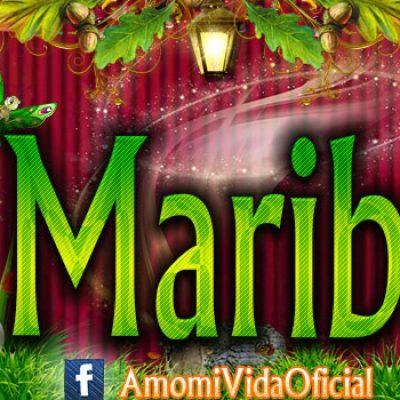 Nuevas Portadas para tu Facebook con tu nombre de Minnie y Mickey,Maribel