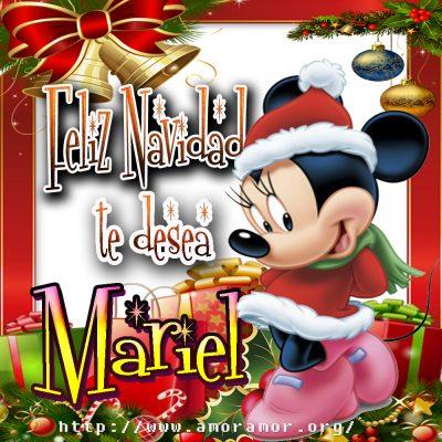 Tarjetas de Navidad con tus deseos!!! Mariel
