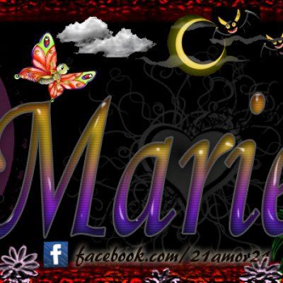 Portadas para tu Facebook con tu nombre,Mariely