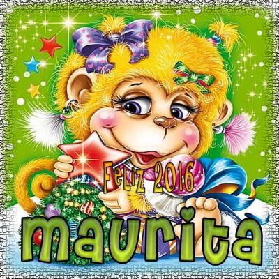 Feliz Año 2016!!!Maurita