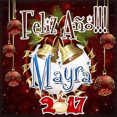 Lindas tarjetas para perfil con tu nombre 2017!!! Mayra