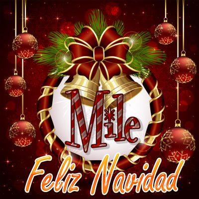 Feliz Navidad !!! Mile