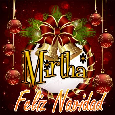 Feliz Navidad !!! Mirtha