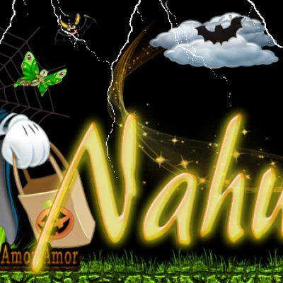 Portadas para tu Facebook con tu nombre!!! Nahum
