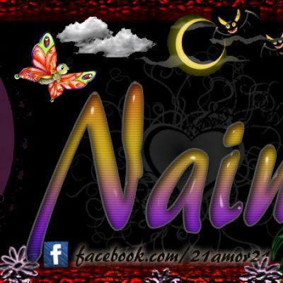 Portadas para tu Facebook con tu nombre,Naima