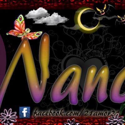 Portadas para tu Facebook con tu nombre, Nancy