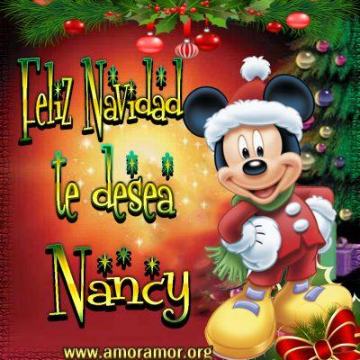 Tarjetas de Navidad con tus deseos!!! Nancy