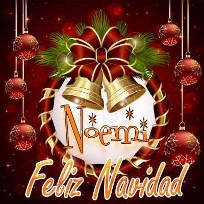 Feliz Navidad !!! Noemi