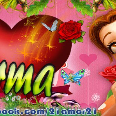 Portadas para Facebook de Emily's con tu nombre,Norma