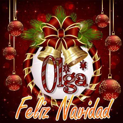 Feliz Navidad !!! Olga