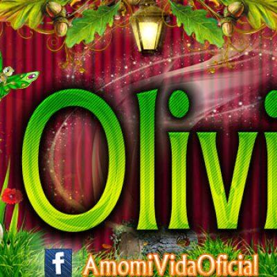 Nuevas Portadas para tu Facebook con tu nombre de Minnie y Mickey,Olivia
