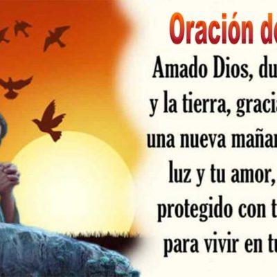 Oración del Día Martes