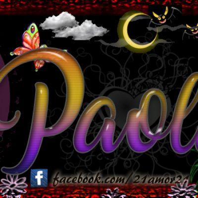 Portadas para tu Facebook con tu nombre, Paola