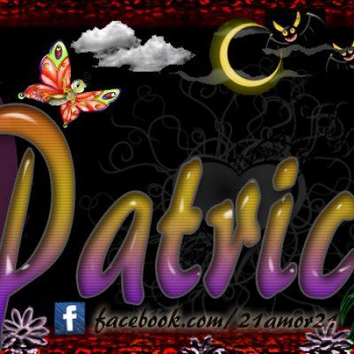Portadas para tu Facebook con tu nombre, Patricia