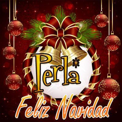 Feliz Navidad !!! Perla