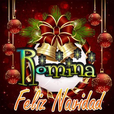 Feliz Navidad !!! Romina