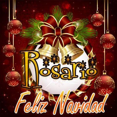 Feliz Navidad !!! Rosario