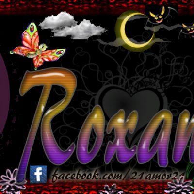 Portadas para tu Facebook con tu nombre, Roxana