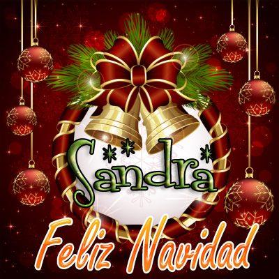 Feliz Navidad !!! Sandra