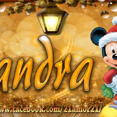 Portadas de Navidad con tu Nombre, de MICKEY, Sandra!!!