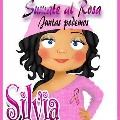 19 de Octubre Día mundial contra el Cancer.Silvia