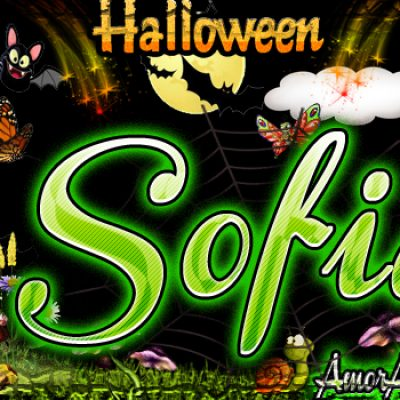 Portadas para tu Facebook con tu nombre!!! Sofia