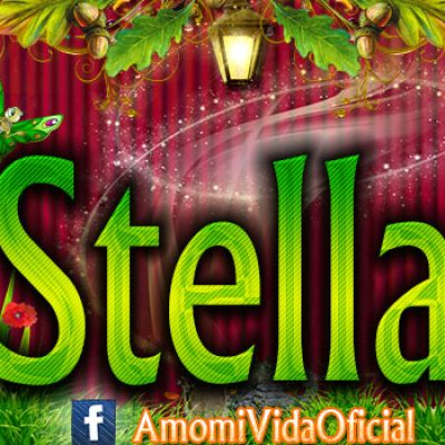Nuevas Portadas para tu Facebook con tu nombre de Minnie y Mickey,Stella