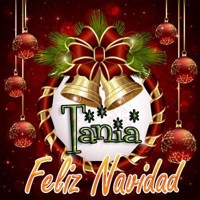 Feliz Navidad !!! Tania